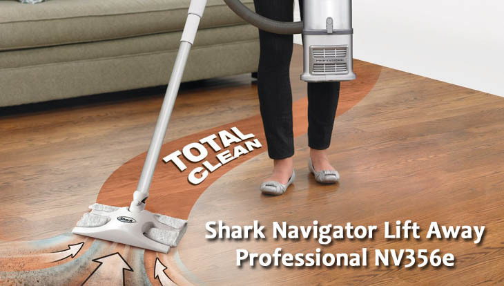 Shark Navigator Lift Away Professional NV356e