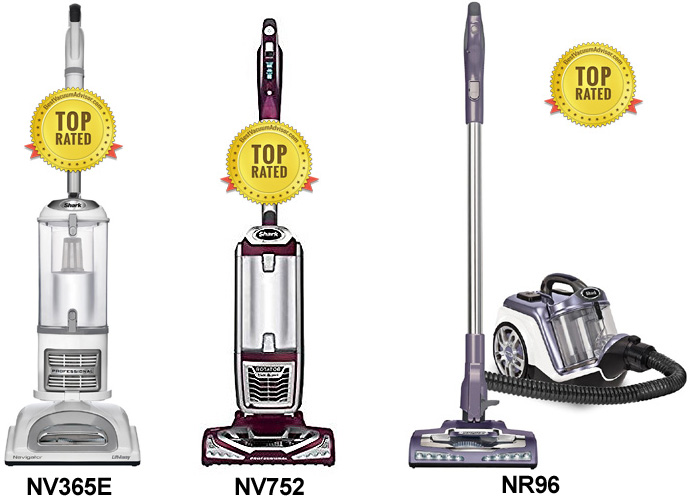 Top_Rated_Shark_Vacuums