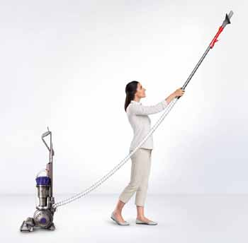 Vacuuming-With-Dyson-DC65