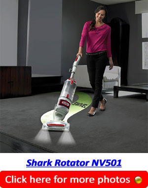 Shark Rotator NV501
