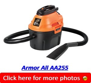 armor all aa255 car vacuum - Top 5 Vacuum Cleaners