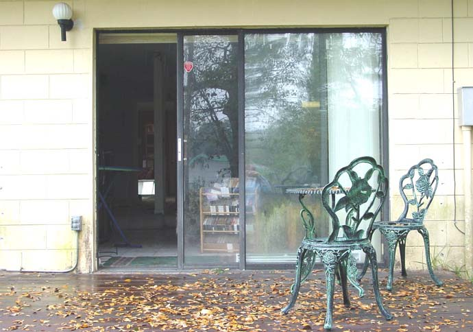 Cleaning Your Sliding Door Tracks For Spring
