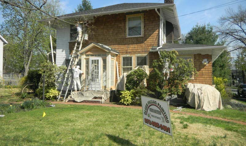Painting The Exterior Of Your Home