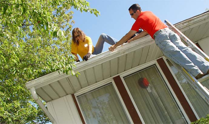 Spring Cleaning Your Gutters