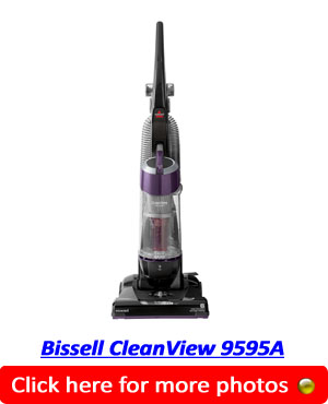 Bissell 9595A CleanView Upright Corded