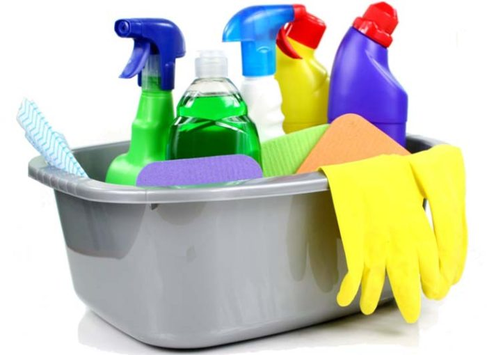 Cleaning Products With Hidden Toxins