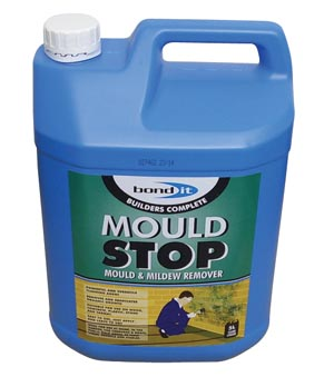 Mildew Remover Which May Contain Chlorine