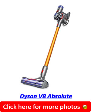 Dyson V8 Absolute Cordless Handheld Stick