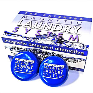 Magnetic Laundry System by Water Liberty
