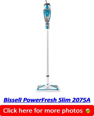 Bissell PowerFresh Slim 2075A