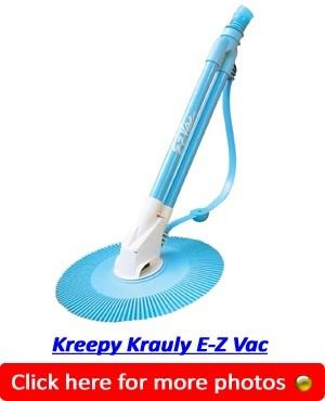 Pentair Kreepy Krauly E-Z Vac K50600